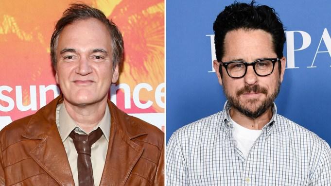 Quentin Tarantino J.J. Abrams