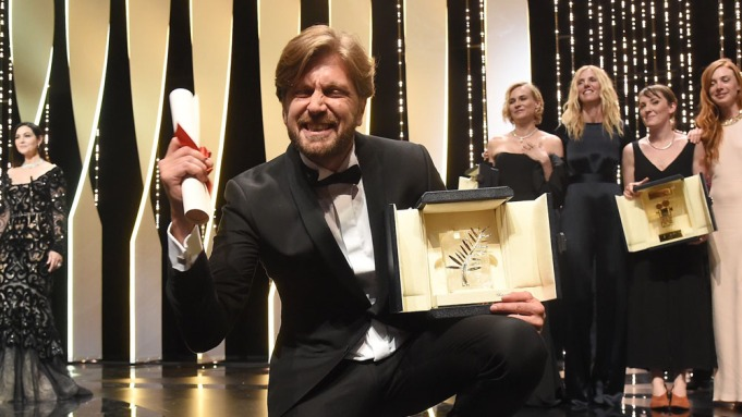 How the Palme d'Or Went Missing,
