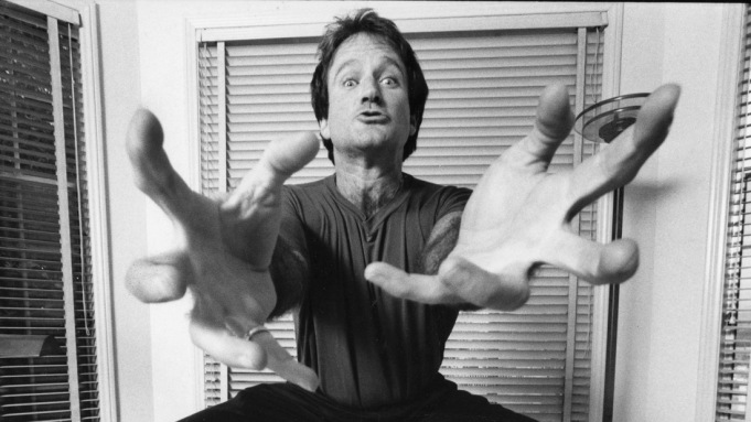Robin Williams appears in Robin Williams: