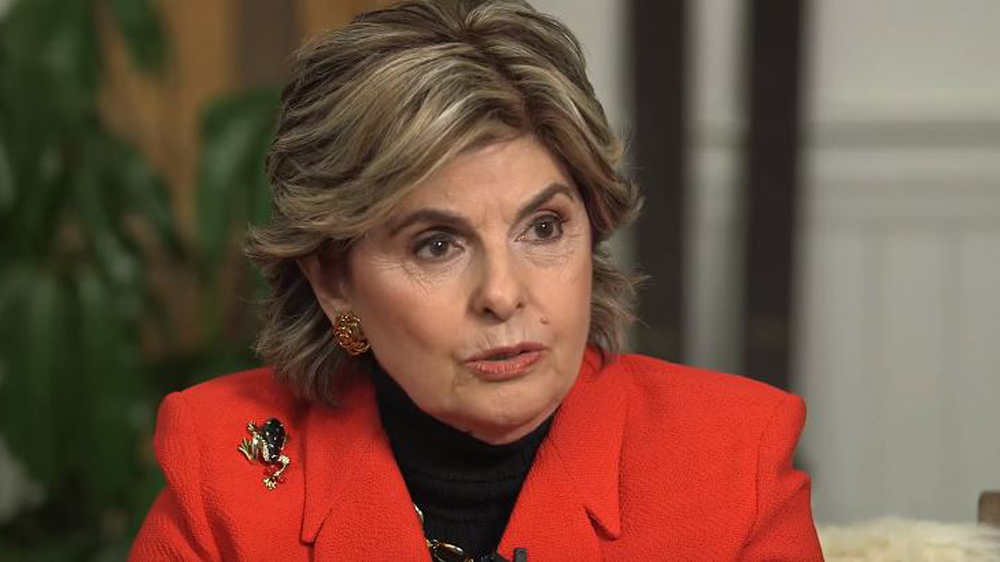 Gloria Allred Discusses Sale of Weinstein Company