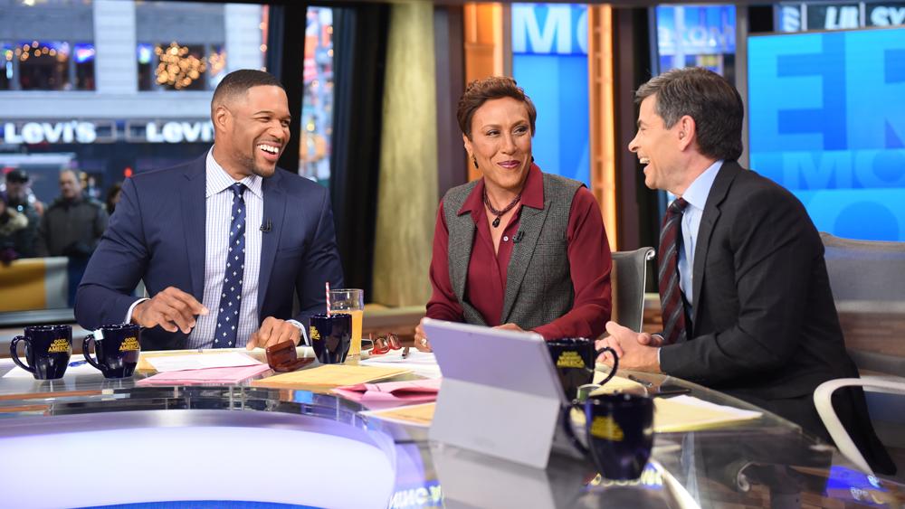 TV Ratings: 'Good Morning America' Bounces Back Against ...