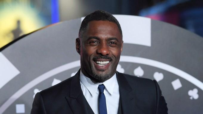 Idris Elba'Molly's Game' film premiere, Arrivals,