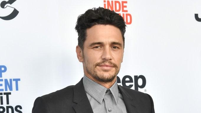 James FrancoFilm Independent Spirit Awards Nominee