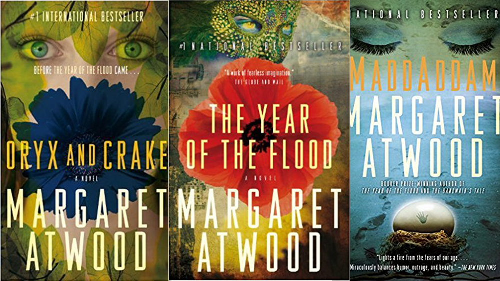 Margaret Atwood's 'MaddAddam' Trilogy Series Adaptation In the Works -  Variety