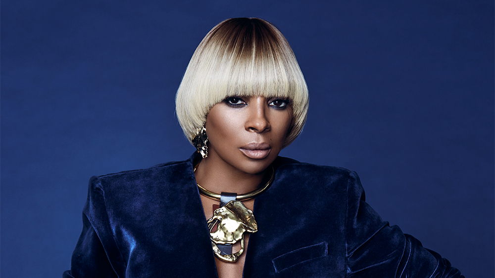 Mary J Blige Talks Mudbound And Messing Up In Front Of The World Variety