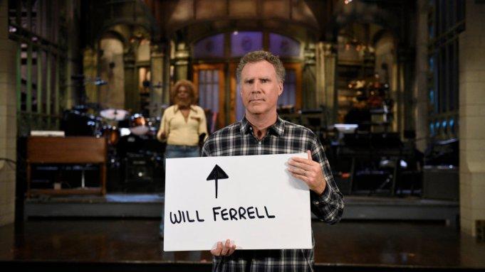 Saturday Night Live Will Ferrell