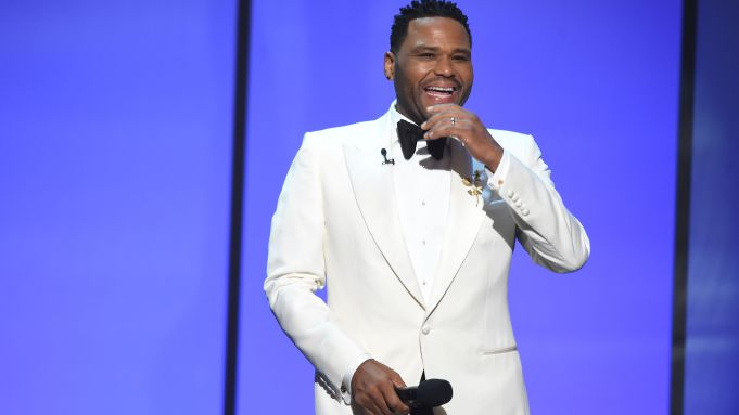 Anthony AndersonNAACP Image Awards, Inside, Los