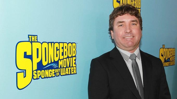 Stephen Hillenburg (Exec. Prod. Spongebob)'The Spongebob