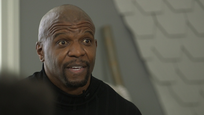 Terry Crews on Time's Up: Nothing