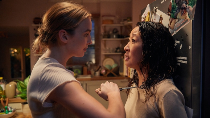 Villanelle and Eve - Killing Eve