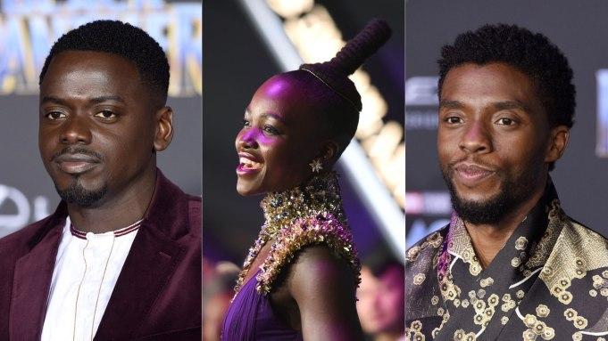 'Black Panther' Cast, Oscar Nominees Name