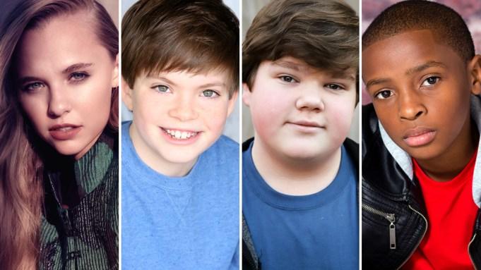 Goosebumps Sequel Cast