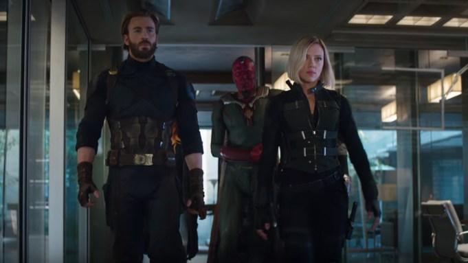 Watch 'Avengers: Infinity War' Trailer (Super