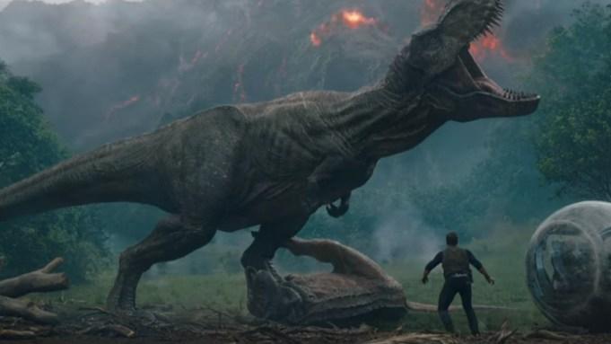 Watch 'Jurassic World: Fallen Kingdom' Trailer