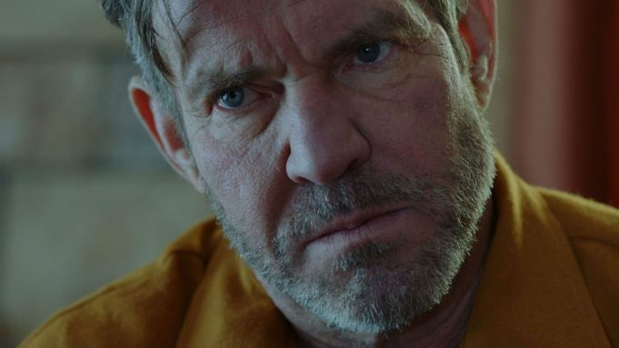 """No Merchandising. Editorial Use Only. No Book Cover UsageMandatory Credit: Photo by Kevin Downes Productions/Kobal/REX/Shutterstock (9323047b)Dennis Quaid""""I Can Only Imagine"""" Film - 2018"""