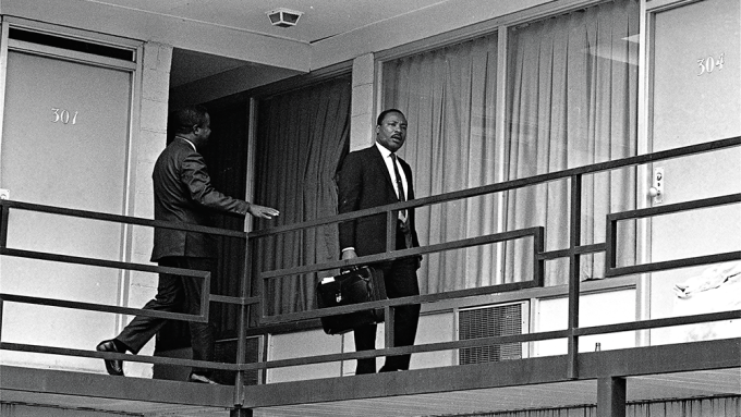 Hollywood Reaction to Martin Luther King's Assassination Unprecedented - Variety