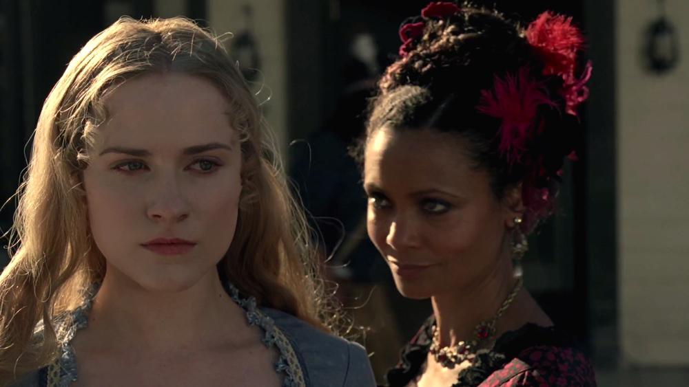 Westworld's' Evan Rachel Wood & Thandie Newton on Empowering Roles - Variety