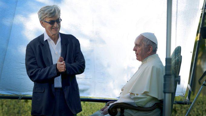 Vatican Releases Wim Wenders' Pope Francis
