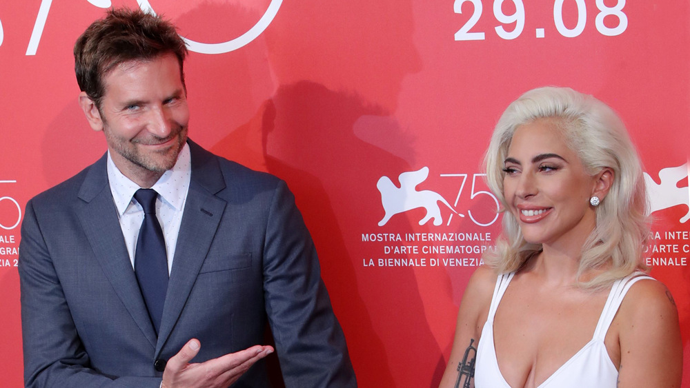 Bradley Cooper Lady Gaga Bonded Over Their Italian Roots Variety