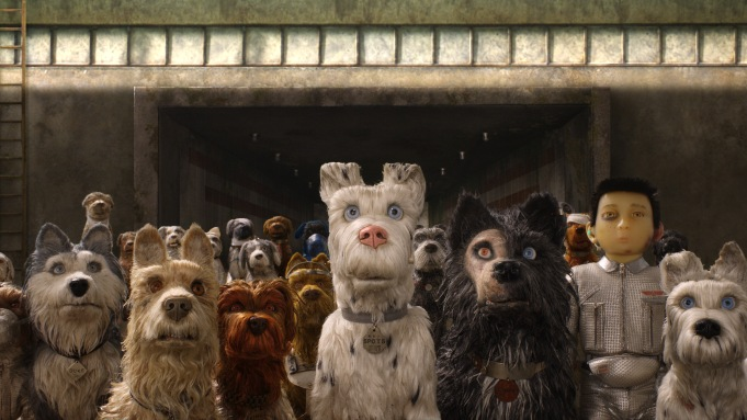 Wes Anderson's 'Isle of Dogs' Opens