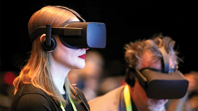 Oculus Rift CES 2017