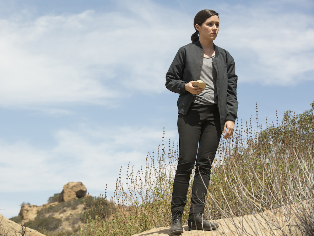 No Merchandising. Editorial Use Only. No Book Cover Usage Mandatory Credit: Photo by Bad Robot/Kobal/REX/Shutterstock (7749141cn) Shannon Marie Woodward 'Westworld' TV Series Season 1 - 2016