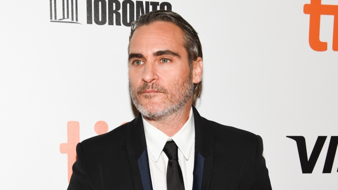 Joaquin Phoenix'The Joker' premiere, Arrivals, Toronto