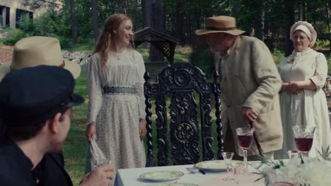 Saoirse Ronan, Elisabeth Moss Tackle Heartbreak
