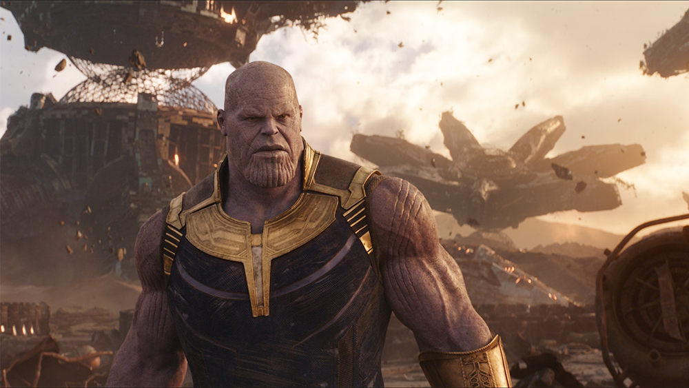 Avengers Infinity War To Stream On Netflix Variety