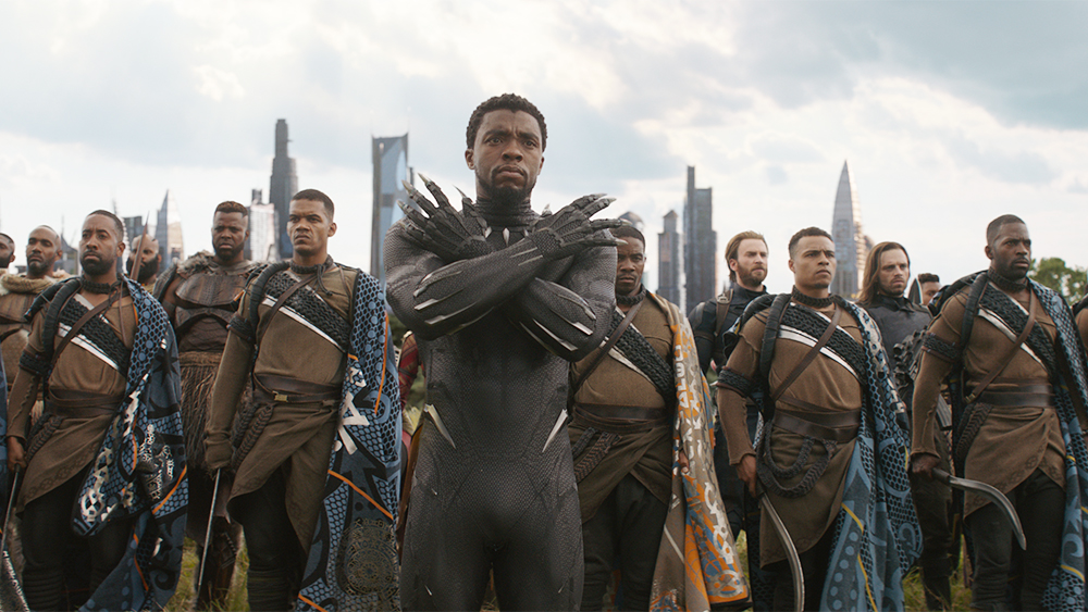 Why Wakanda Forever Is Bigger Than 'Black Panther' - Variety