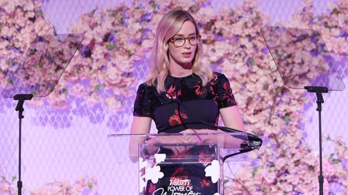 Emily Blunt Power of Women