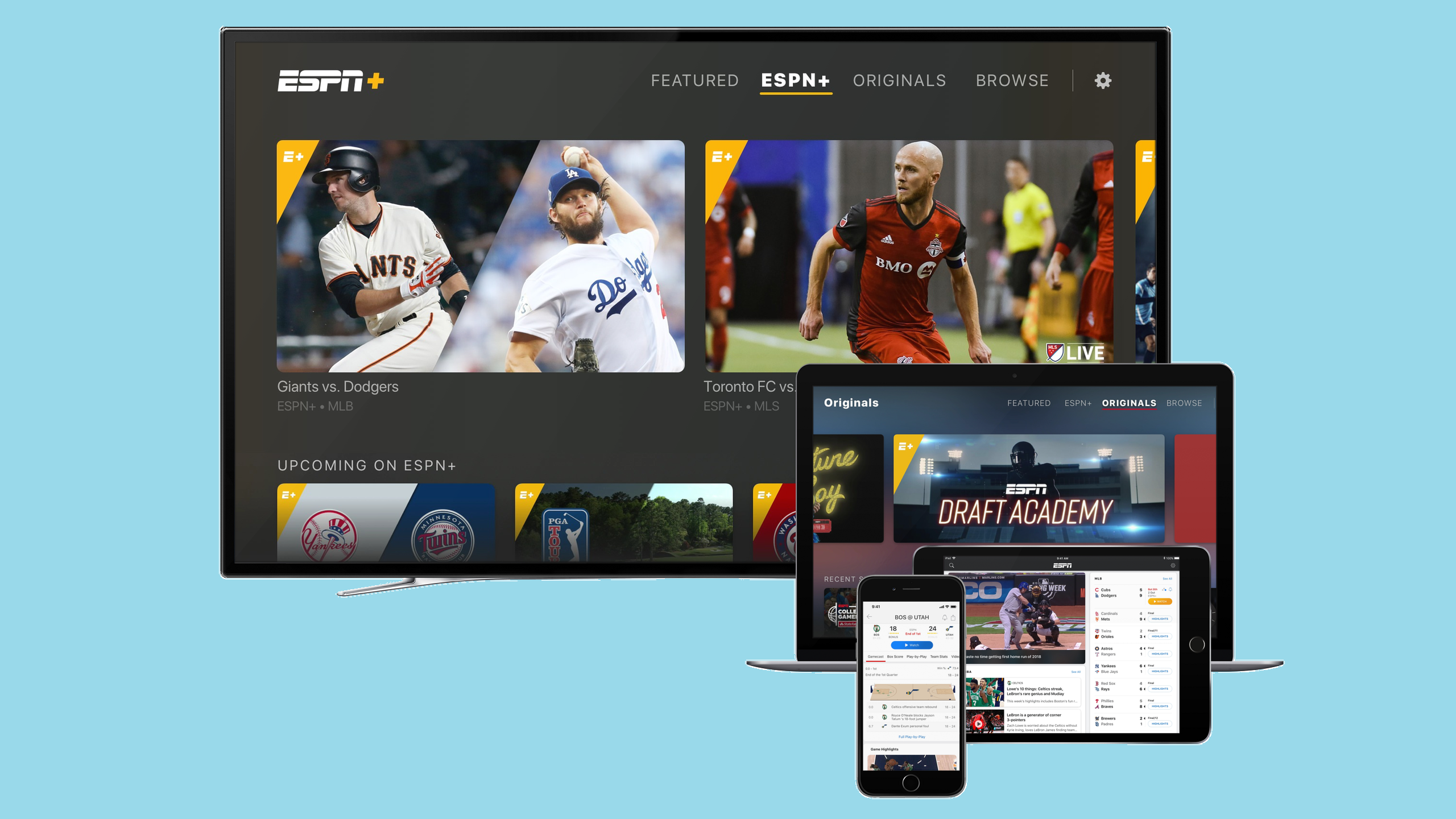 ESPN+ Costs $4.99 per Month for a Ton of Sports — and Limited Ads - Variety