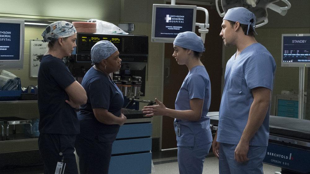 Grey's Anatomy Sam Bello