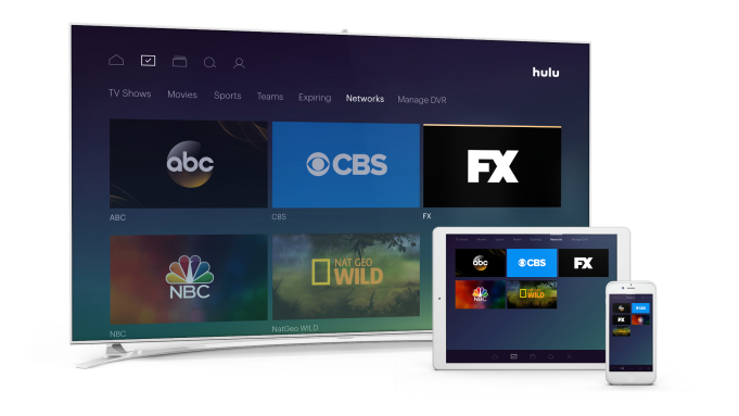 Hulu With Live TV Full Channel