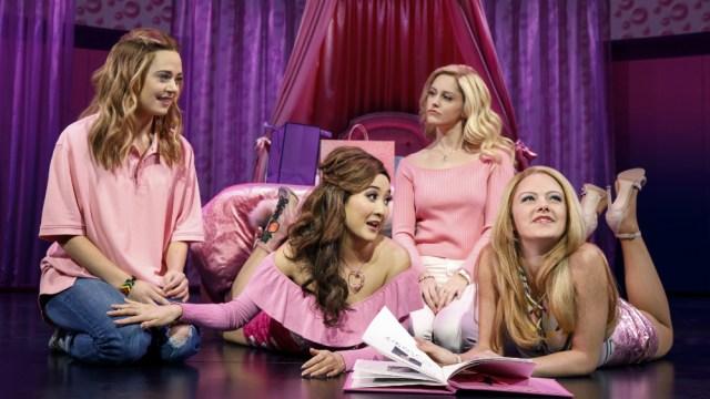 'Mean Girls' Movie Musical Taps Arturo Perez Jr. and Samantha Jayne to Direct.jpg