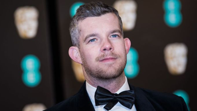 Russell Tovey poses for photographers upon arrival at the BAFTA Film Awards, in LondonBritain Bafta Film Awards Arrivals, London, United Kingdom - 12 Feb 2017