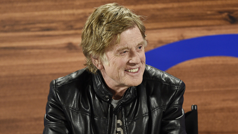 Robert Redford S The Old Man And The Gun Lands Awards Opening Variety