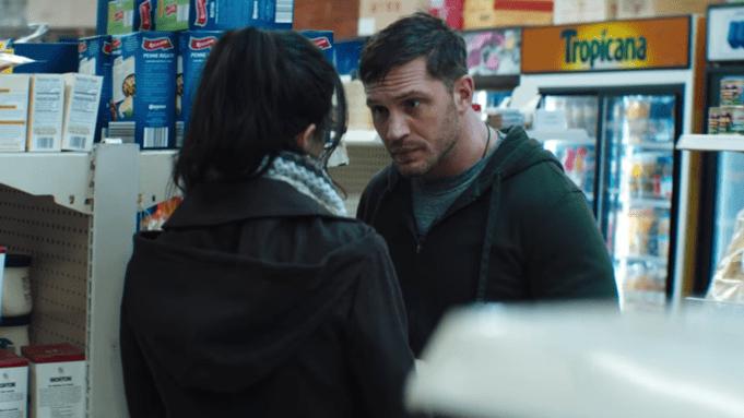 New 'Venom' Trailer: Tom Hardy Debuts