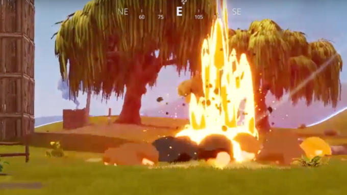 'Fortnite's' Meteors Are Hitting the Map