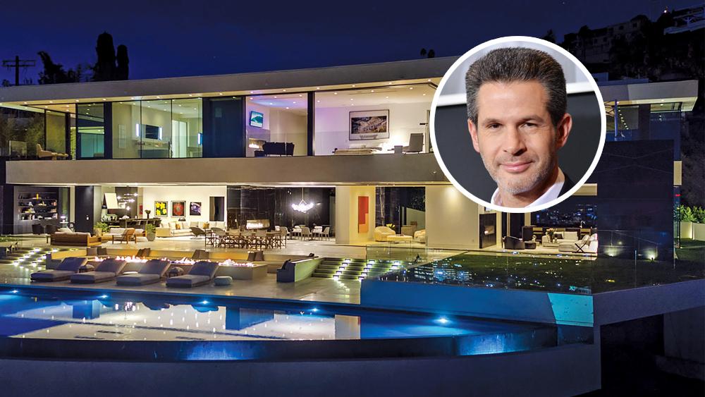 Simon Kinberg Snags Sunset Strip Mansion (EXCLUSIVE)