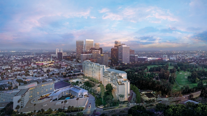 Wanda Group Proposed Luxery Hotel and Condo