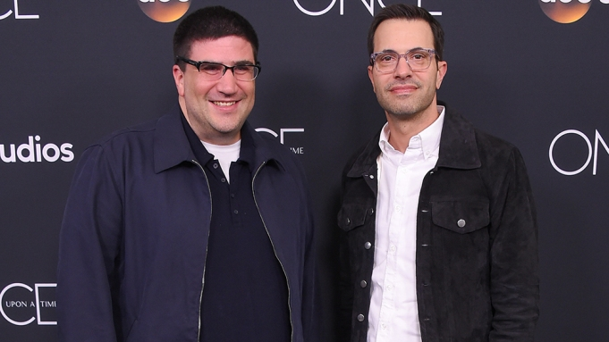 Adam Horowitz and Edward Kitsis 'Once Upon a Time' TV show finale, Los Angeles, USA - 08 May 2018