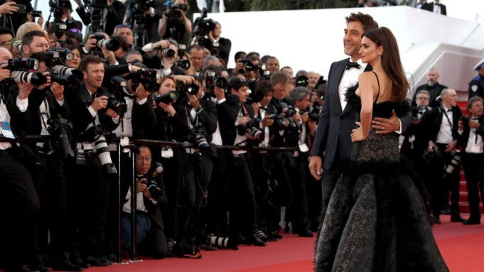 Cannes Penelope Cruz Javier Bardem