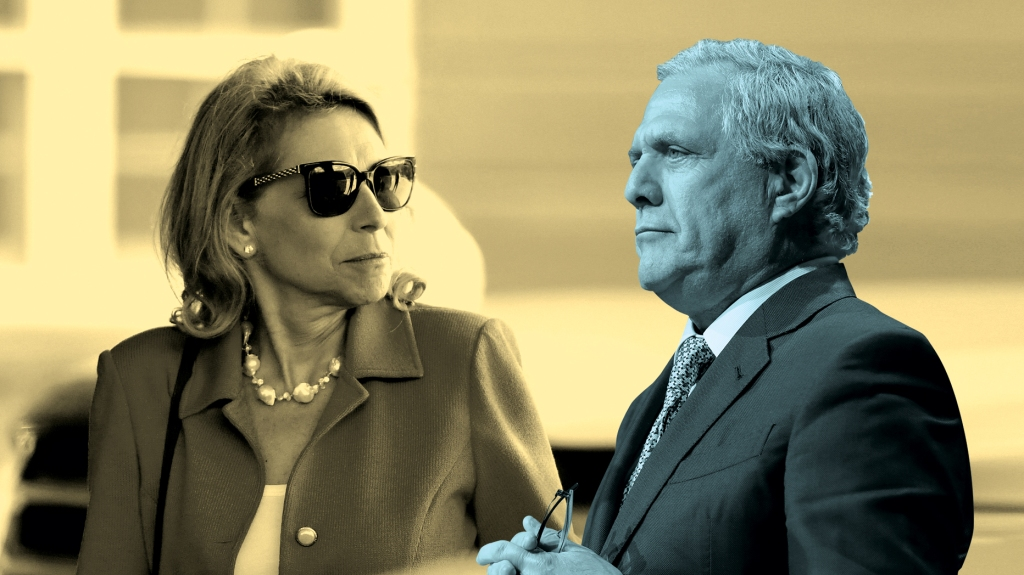Shari Redstone Calls for 'Thorough, Open' Investigation of Leslie Moonves by CBS