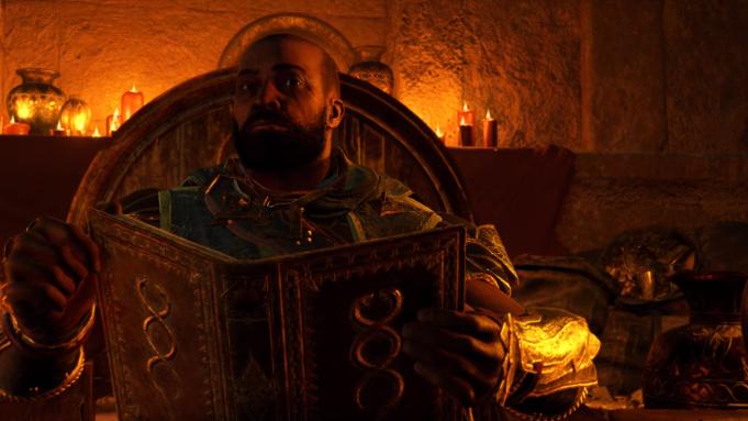 'Shadow of War' DLC 'Desolation of