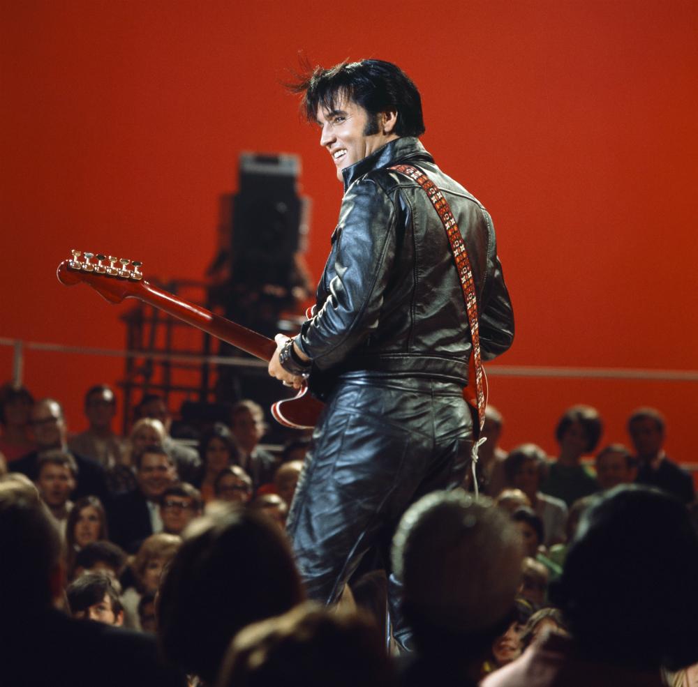 Elvis Presley All Shook Up NBC