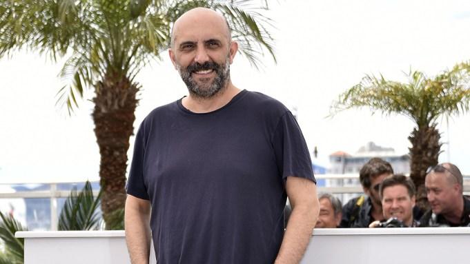 Argentine Director Gaspar Noe Poses During
