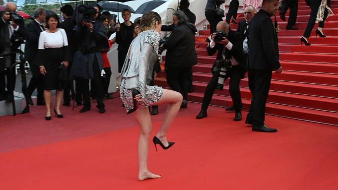 Kristen Stewart2018 BlacKkKlansman Red Carpet, Cannes,