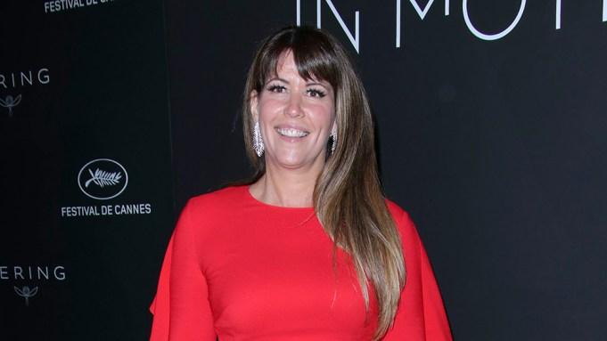 Patty JenkinsKering Women in Motion Awards