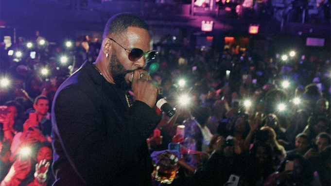 R. Kelly Times Up